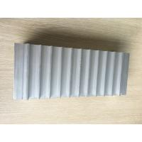 Buy 350MM Width Custom Aluminum Extrusion Profile for Motor ShellI at wholesale prices