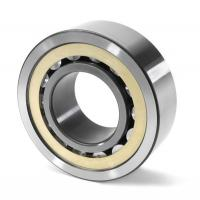 Quality Small Cylindrical Roller Bearings , NJ208-E-TVP2 Fiber Cage Axial Truck Bearings for sale