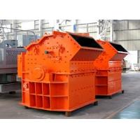 Quality Energy Saving Impact Rock Crusher Two Sides Mounted For Andesite Crushing for sale