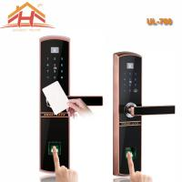Quality RFID Card Door Lock With 4 Pcs 1.5V AA Alkaline Batteries Power Supply for sale