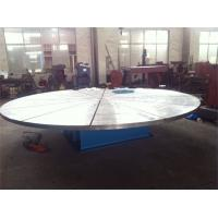 Quality Inverter Controlled Rotary Welding Positioner for Welding / Grinding / Positioning for sale