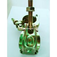 China Japan scaffold coupler 48.6*48.6mm right angle and swivel coupler 0.6kg on sale
