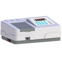 Quality Double Beam, Grating 1200 Lines/Mm Uv Vis Spectrophotometer With Double Beam Analyzing for sale