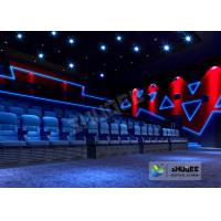 Quality 4D 5D 7D 12D Cinema New Business New Movie Industry with excited immersive feeling for sale