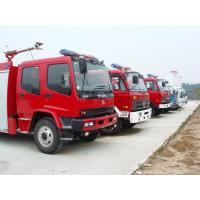 Buy cheap ISUZU 6,000L fire truck from wholesalers