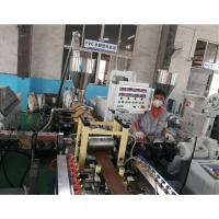 Quality PP PE WPC Decking Outdoor Floor Making Machine Production Line 1 Year Warranty WPC Profile Machine for sale