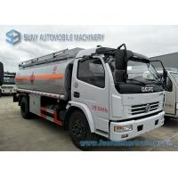 Quality Dongfeng Brand Carbon Steel Truck Fuel Tanks Multifunctional With Fuel Pump for sale