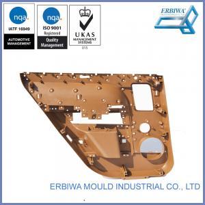 Quality Car Exterior Accessories Plastic Injection Mould Auto Parts Plastic Car Door Parts for sale