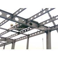 China C / S Section Steel Beams Prefabricated Steel Warehouse Q345B Australian Standard for sale