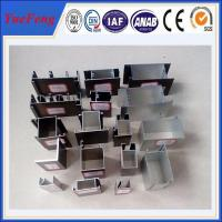 Quality 6000 series all types of aluminium extrusion windows and doors frame with good quality for sale