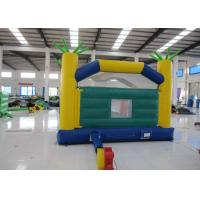 Buy Outdoor Rabit Kids Inflatable Bounce House 5 X 4m Double Stitching In Public at wholesale prices