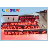 Quality P10 Led Sign Programmable , Electronic Scrolling Sign For Advertisement for sale