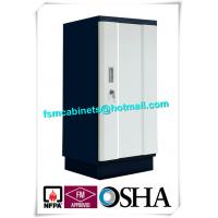 Quality Steel Security Fire Resistant File Cabinets Magnetic Proof For Storing Audio Tape / Video Tape for sale