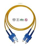 Quality  SC Fiber Optic Patch Cord Singlemode  for sale