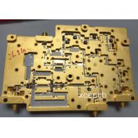 Quality Custom - made Finger aluminum base pcb prototype circuit board Service Black for sale