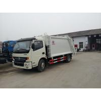 Quality Dongfeng duolika garbage compactor truck for sale