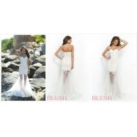 Quality White Lace Prom dress gown evening dress#o.2 for sale