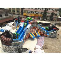 Gorilla Inflatable Water Park for sale