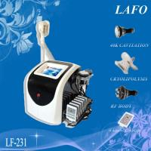 China HOTTEST!!! 4 in 1 cavitation rf Cold Zero Cryo Lipo Laser Machine on sale