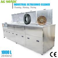 Quality 360L Automotive Ultrasonic Cleaner Power Adjustable With Digital Timer And Heater for sale