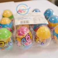 China Dinosaur Toy Egg(1g popping candy +1 toy+2tattoos) on sale