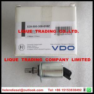 Quality Original VDO Pressure Control Valve X39-800-300-018Z SIEMENS genuine X39800300018Z for sale