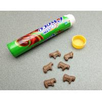 Buy Cute Cow Shape Chocolate Flavored Hard Candy Sweet Eco-Friendly at wholesale prices