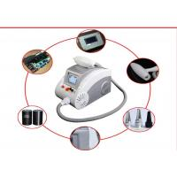 Quality Acne Treatment Mobile Tattoo Removal Machine / 2000W Q Switch Laser Machine for sale