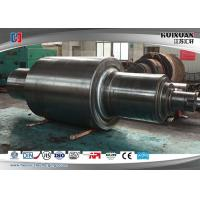 Quality Φ80 - Φ1200 mm MC3 Ring Rolling Forging Structural Alloy Steel Roller for sale
