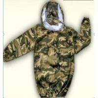 Quality Beekeeping Protective Clothing Thicker Camouflage Bee Jacket for sale