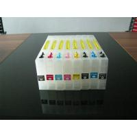 China 350ml Refillable Recycled Ink Cartridges For Epson 4800 4880 , Dye Ink for sale