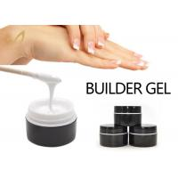Quality Thick Camoufalge Nail Builder Gel , 15g Finger Nail Extension UV Gel for sale