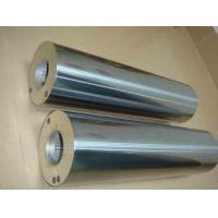 Quality Large - Scale Printing Equipment Industrial Steel Rollers , Paper Emboss Roller for sale