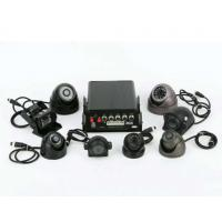 China 4CH 720P Volkswagen Car Video Recorder Support Mobile Phone APP to View on sale
