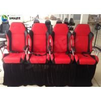Quality Professional 4D Cinema Equipment With Simulator Effect And  Seats for sale