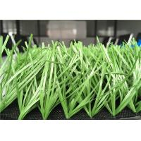 China 60MM 11000Dtex Rubber Floor Fake Grass Rug Green Football Artificial Turf on sale