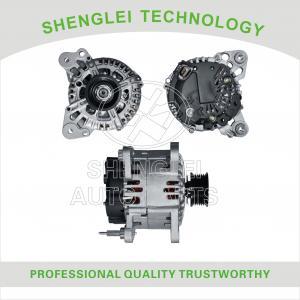 Quality Aluminum Volkswagen Car Alternator , OEM VW Golf 1.6 Series Car Generator for sale