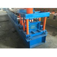 Quality C Steel Profile Purlin Channel Automatic Roll Forming Machine 15kw 50HZ for sale