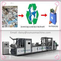 China Hot Sale Non-woven Bag Machine in USA for sale