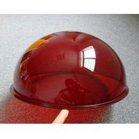 Quality BA (11) red transparent acrylic ball for sale