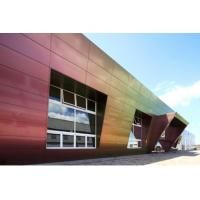 Quality aluminum composite panel used for Exterior for sale