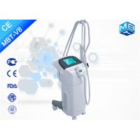Quality Eyelids Wrinkle / Velashape Vacuum Cavitation Slimming Machine For Clinic Massage for sale