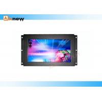 Quality 800x600 8 inch Touch Screen LCD Displays , Capacitive LCD Monitor Video / hdmi inputs for sale