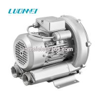 Quality aluminum alloy ring blower high pressure vacuum pump for industrial textile machine for sale