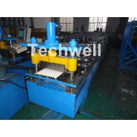 Quality Corrugated Profile Roof Roll Forming Machine For Making The Corrugated Sheets for sale