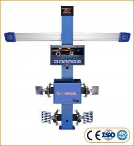 Quality 2 High Defination Industrial Cameras T258 3D Car Wheel Aligner for sale