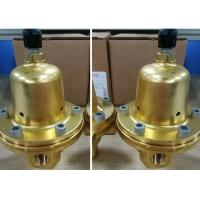 China 1301F-1 Model Fisher Natural Gas Regulator 1/4 Inch End Connection Fisher Brass Body on sale