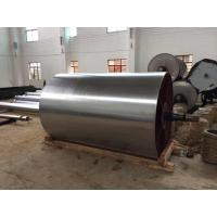 Quality Durable Polishing Mirror Roller For Sheet Extrusion Line , Calender Rollers for sale