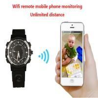 Buy Y30 8GB 720P WIFI P2P IP Spy Watch Hidden Camera Recorder IR Night Vision Motion at wholesale prices