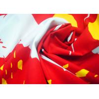 Buy cheap 60x60 BCI Cotton Fabric With Inkjet Printed / For Bags Fabric Or Lining from wholesalers